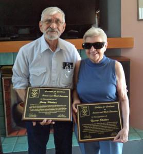 Jerry and Nancy Shelton